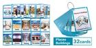 Karty obrazkowe -  'Places and Buildings' Learning Fun (2)