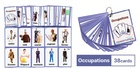 Karty obrazkowe - 'Occupations' Learning Fun (2)