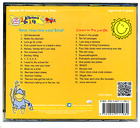 Piosenki - 'Row Row Row Your Boat and Down in the Jungle' CD, CRS Records (3)