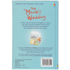 Audiobook - 'The Mouse's Wedding' Usborne (2)
