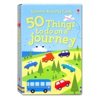 Karty obrazkowe - '50 things to do on a car journey' Usborne (1)