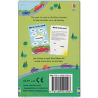 Karty obrazkowe - '50 things to do on a car journey' Usborne (2)