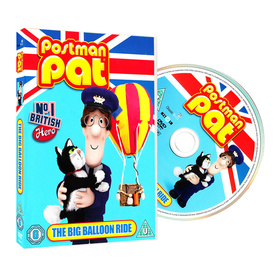 Bajki po angielsku - Postman Pat 'The Big Balloon Ride' DVD