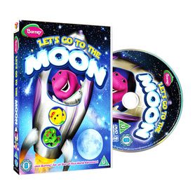 Bajki po angielsku - Barney 'Let's Go To The Moon' DVD