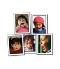 Karty obrazkowe - 'Facial Expressions Learning Cards' (1)
