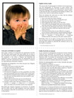 Karty obrazkowe - 'Facial Expressions Learning Cards' (3)