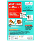 Gra językowa - 'What Things are Made of?' Creative Educational (2)