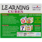Gra językowa - 'Learning Cubes' Creative Educational (2)