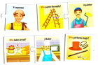 Gra językowa - 'Let's Find out- Who?' Creative Educational (4)