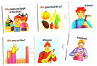 Gra językowa - 'Let's Find out- Who?' Creative Educational (3)