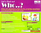 Gra językowa - 'Let's Find out- Who?' Creative Educational (2)
