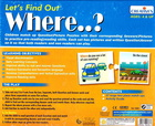 Gra językowa - 'Let's Find out- Where?' Creative Educational (2)
